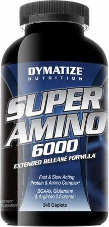 Dymatize SUPER AMINO 6000/345tbl