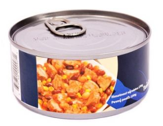 Estass Tuňákový salát s papričkami jalapenos 170g