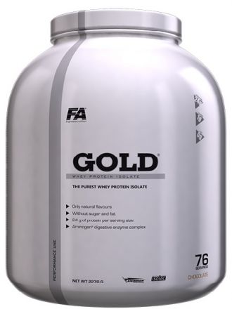 FA GOLD Whey Protein Isolate NEW