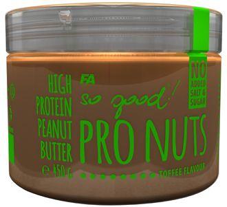 FA SO GOOD! PRO NUTS 450g EXPIRACE 10-11/2017