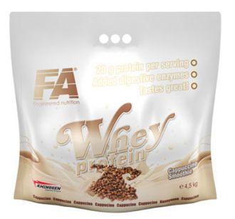 FA Whey Protein 4500g + ŠEJKR