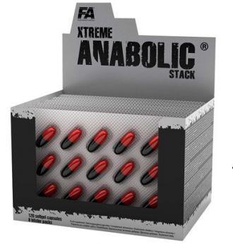 FA Xtreme Anabolic Stack 120cps + EYE FORMULA 30tbl