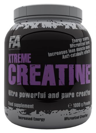 FA xtreme CREATINE 1000g