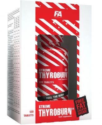 FA Xtreme Thyroburn 120tbl + měřič tuku