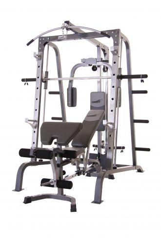 Formerfit SMITH MACHINE 380 Multipress + 2x jednoruční činky 10kg