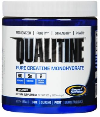 Gaspari QUALITINE CREATINE MOHOHYDRATE 300g