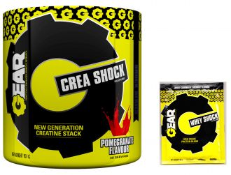 GEAR CREA SHOCK 151 g