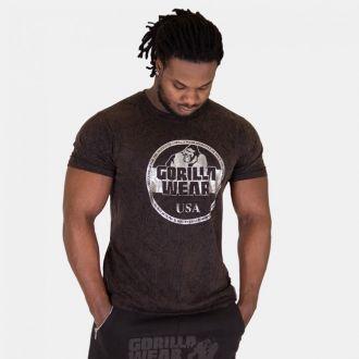 GORILLA WEAR Rocklin T-shirt - Black