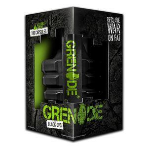 Grenade BLACK OPS 100 kps