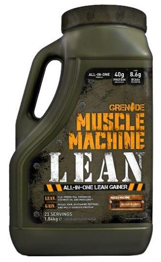 GRENADE Muscle Machine Lean 1,84 kg