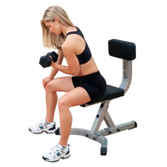 GST20 Body-Solid Posilovací židle