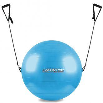 Gymnastický míč s úchyty inSPORTline 75 cm