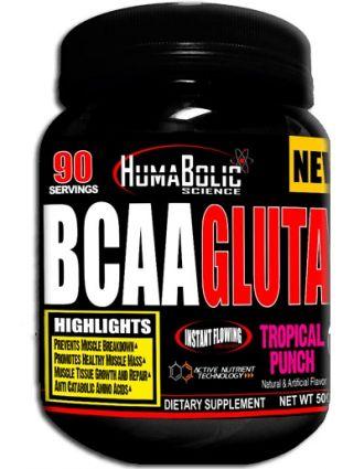 Humabolic BCAA Glutamine 500 g