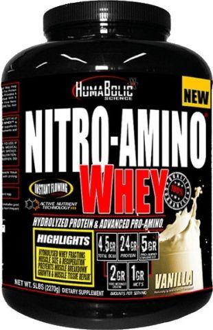 Humabolic Nitro-Amino Whey 4500g
