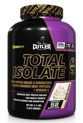 Jay Cutler Total Isolate 1860g