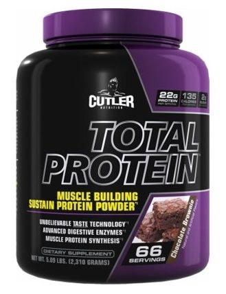 Jay Cutler TOTAL PROTEIN 2037g