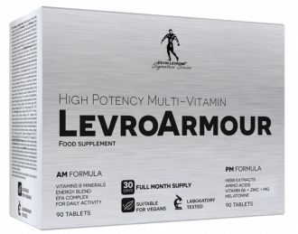 Kevin Levrone LevroArmour AM PM Formula 90tbl+90tbl