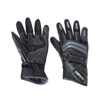 Kožené moto rukavice W-TEC NF-4134