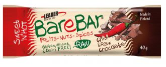 Leader BARS BareBar RAW BAR 40g