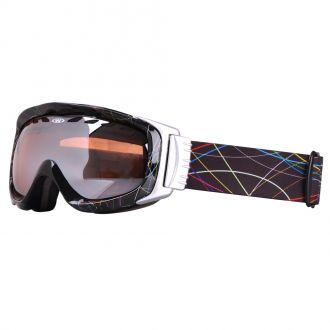 Lyžařské brýle WORKER Bennet s grafikou