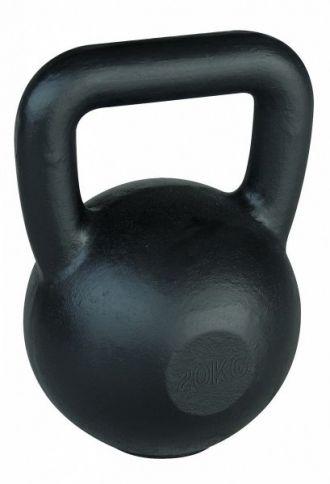 Marcy činka Kettlebell Black 20kg