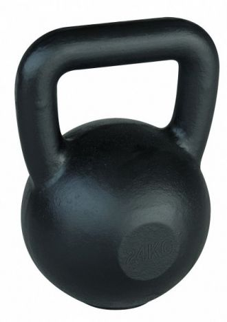 Marcy činka Kettlebell Black 24kg
