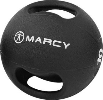 Marcy medicinbal Dual Gripp Ball 9kg