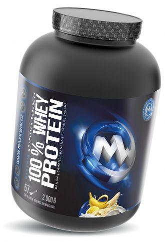 MaxxWin 100% WHEY Protein 2000g
