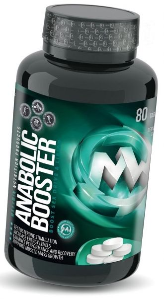 MaxxWin Anabolic Booster 80 tbl.