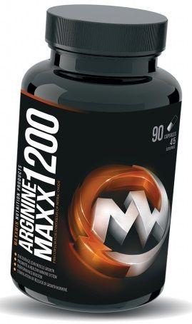 MaxxWin ARGININE 1200 90 kps