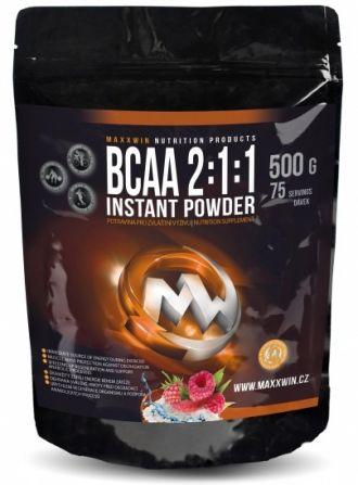MaxxWin BCAA 2:1:1 Instant Powder 500g