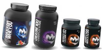 Maxxwin Nárůst svalové hmoty a síly pro ženy