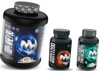 Maxxwin Nárůst svalové hmoty a síly