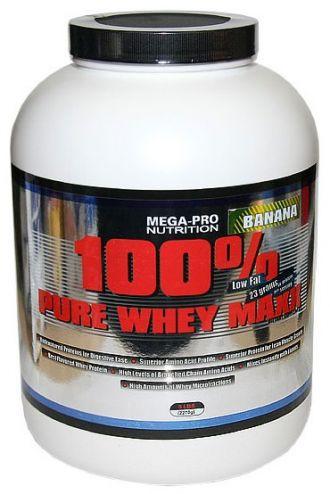Mega Pro 100 % Pure Whey Maxx