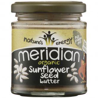 Meridian Organic Sunflower Seed Butter 170g