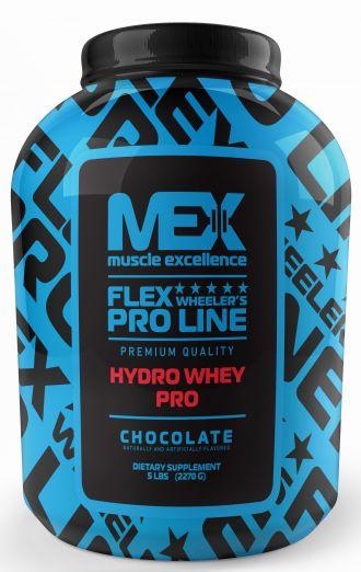 MEX HYDRO WHEY PRO 2,27 kg