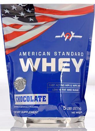 MEX Whey American Standard 2270g