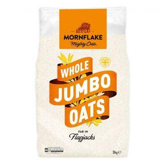 Mornflake Jumbo Oats 3kg