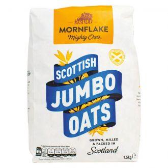 Mornflake Scottish Jumbo Oats 1,5kg