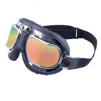 Moto brýle W-TEC S-3 zlaté