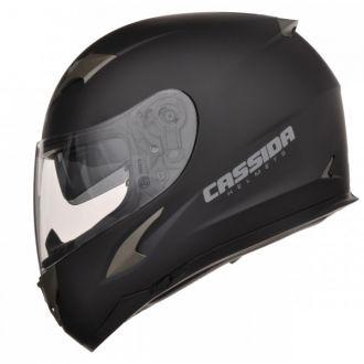 Moto přilba Cassida Integral 2.0 černá matná