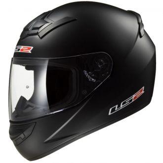 Moto přilba LS2 FF352 Rookie Matt Black