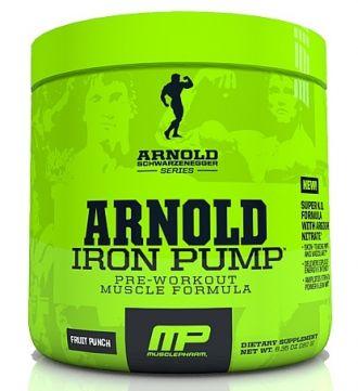 MusclePharm Arnold Series Iron Pump 360g