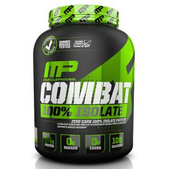 MusclePharm COMBAT 100% ISOLATE 2250g