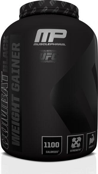 MusclePharm Combat Black Weight Gainer 2270g + šejkr Musclepharm