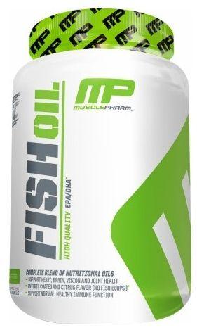 MusclePharm Fish Oil 90 kps