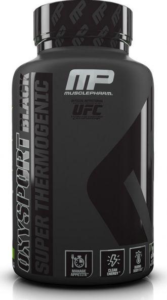 MusclePharm OxySport Black 120 kps