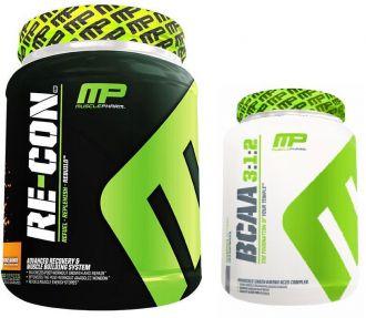 MusclePharm Zlepšení regenerace