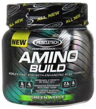 MUSCLETECH Amino Build 30 dávek