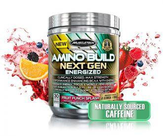 MUSCLETECH Amino Build Next Gen Energized 280g